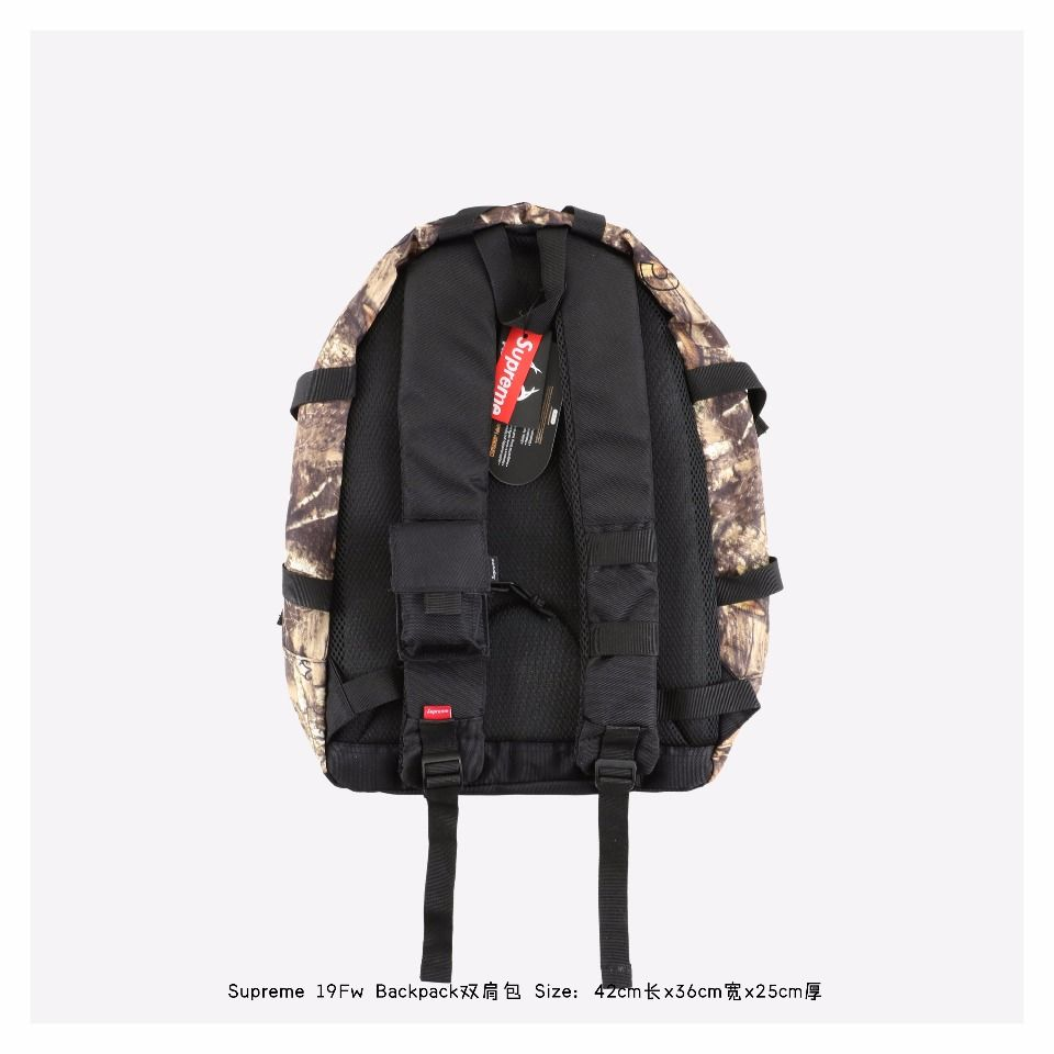 "Goods SUPREME 19fw Backpack ""Real Tree Camo"" 5 supreme_19fw_backpack_real_tree_camo__5"