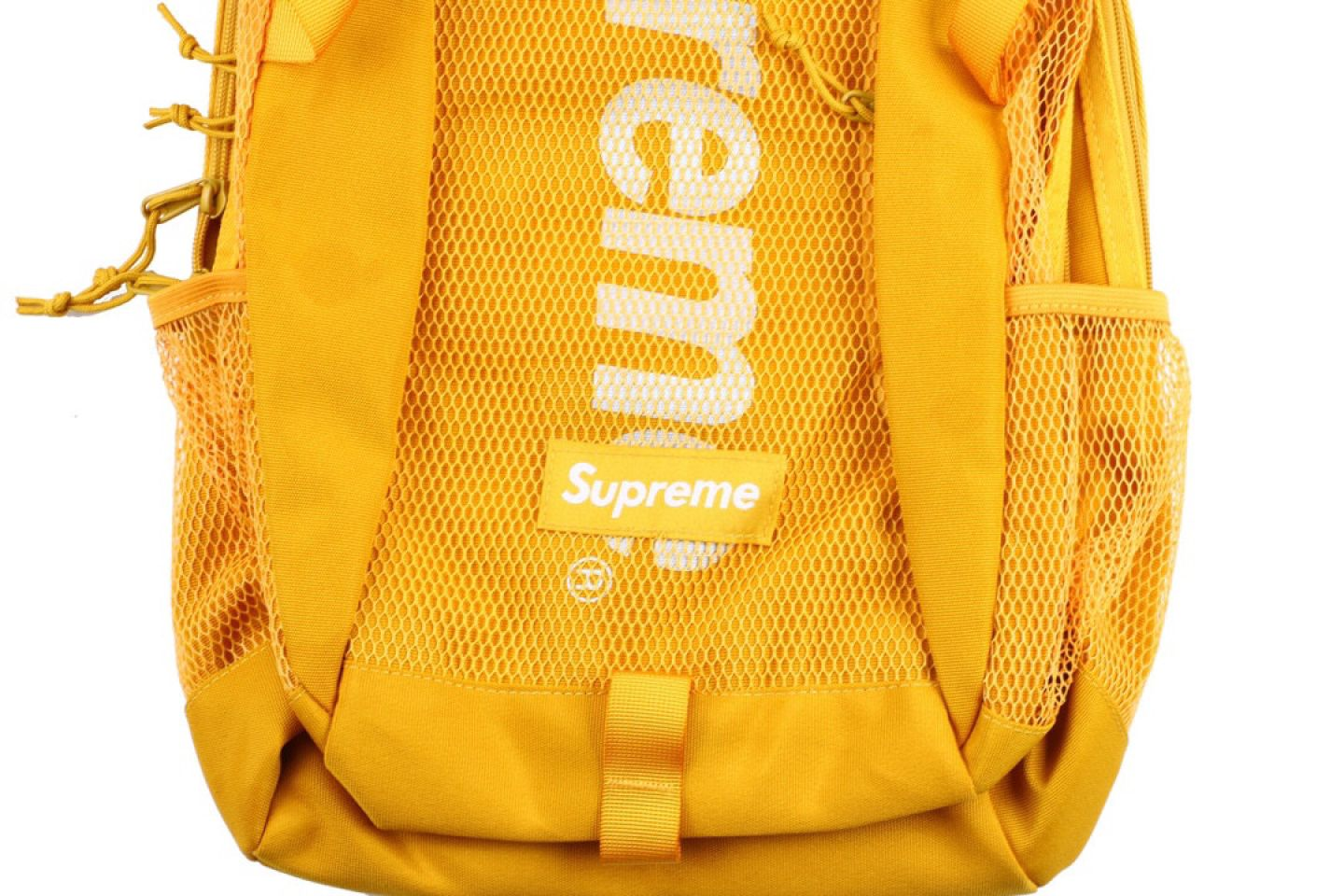 Goods Supreme Backpack (ss20) Gold 3 supreme_backpack_ss20_gold__3