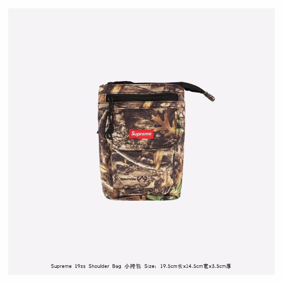 Goods Supreme Shoulder Bag (FW19) Real Tree Camo 1 supreme_shoulder_bag_fw19_real_tree_camo__1