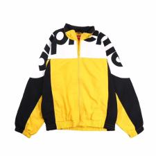 Supreme Shoulder Logo Track Jacket Gold