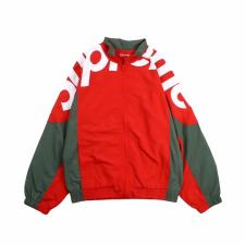 Supreme Shoulder Logo Track Jacket Red
