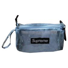Supreme Utility Pouch SS20 Blue Chocolate Chip Camo