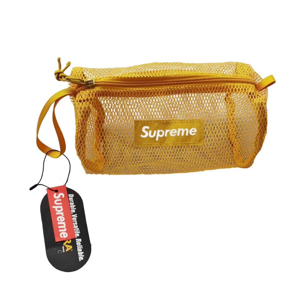 Goods Supreme Utility Pouch (SS20) Yellow 1 supreme_utility_pouch_ss20_yellow__1