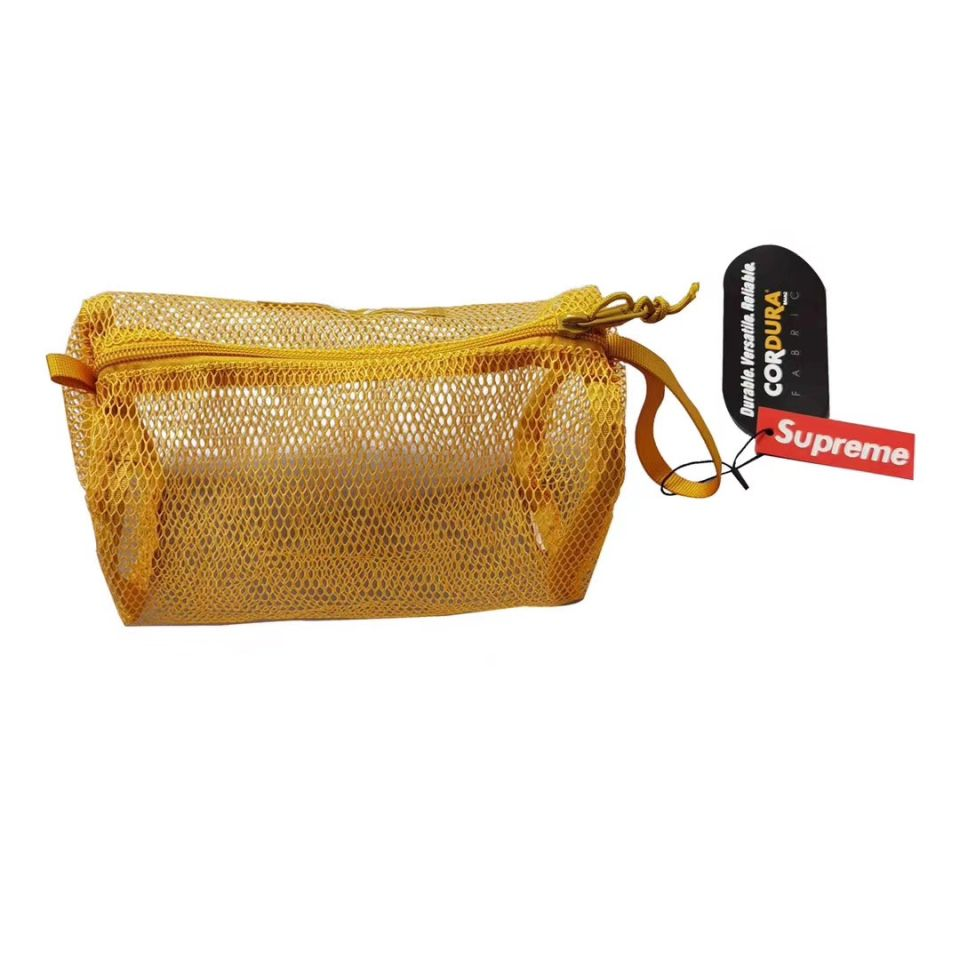Goods Supreme Utility Pouch (SS20) Yellow 5 supreme_utility_pouch_ss20_yellow__5