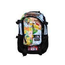 Supreme x The North Face Bagpack Map Flag