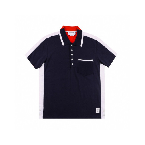 Thom Browne 20ss Polo short sleeves