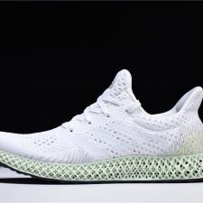 Adidas Futurecraft 4D White Ash Green  BD7701
