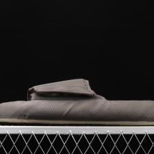 Yeezy Supply Nylon Slipper Graphite